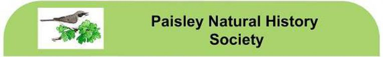 Paisley Natural History Society